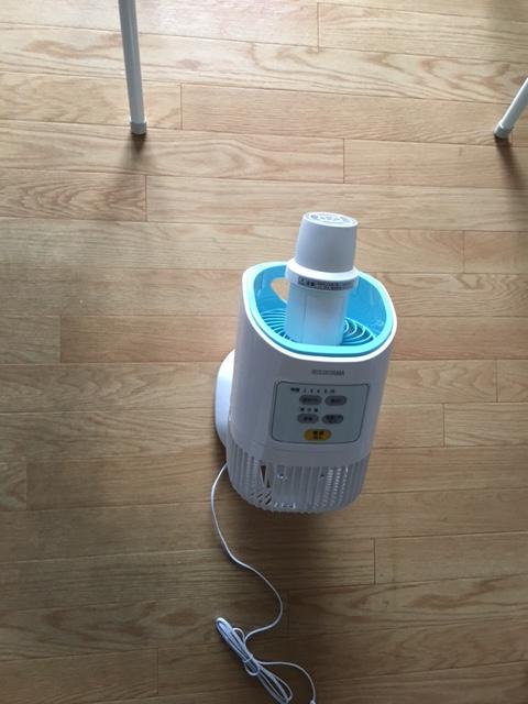 乾燥扇風機